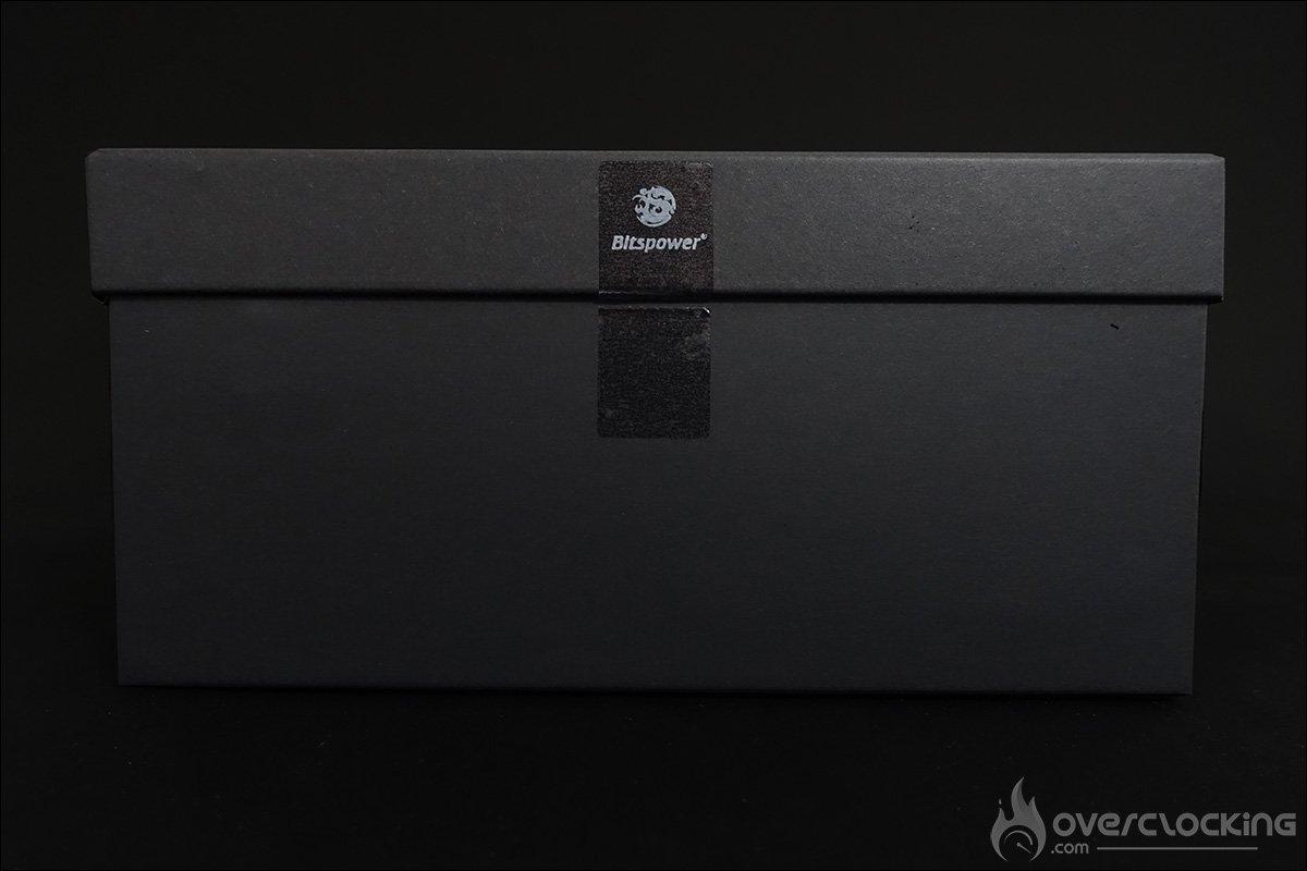 Unboxing Bitspower godet pot CPU LN2