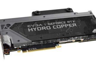 EVGA RTX 2080 Ti XC Hydro Copper