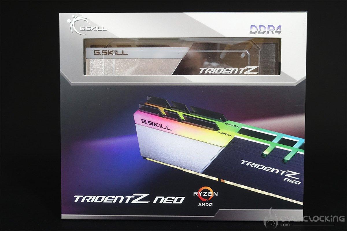 G.SKILL Trident Z Neo 3600MHz CL16