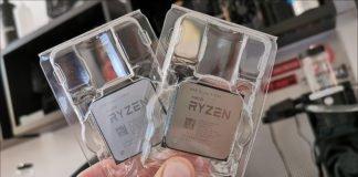 Ryzen 3 3100 et 3300X