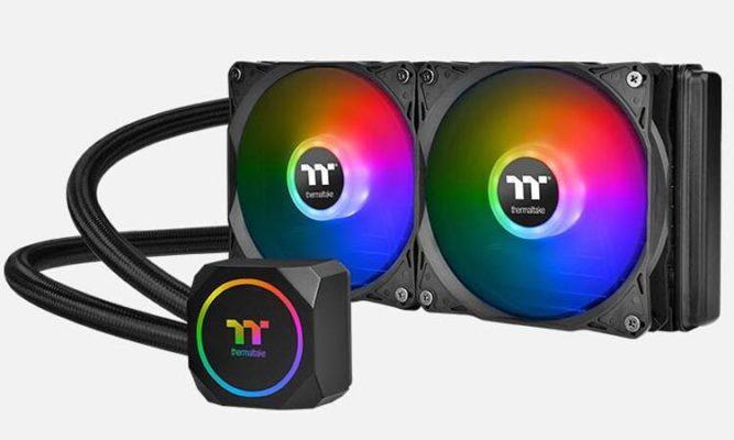 Thermaltake TH TH240 aRGB