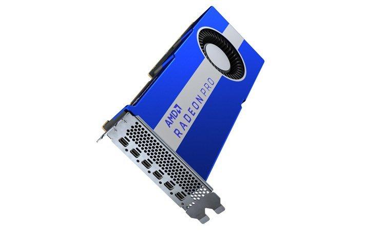 AMD RADEON Pro VII