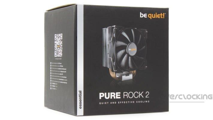 Boîte du be quiet! Pure Rock 2