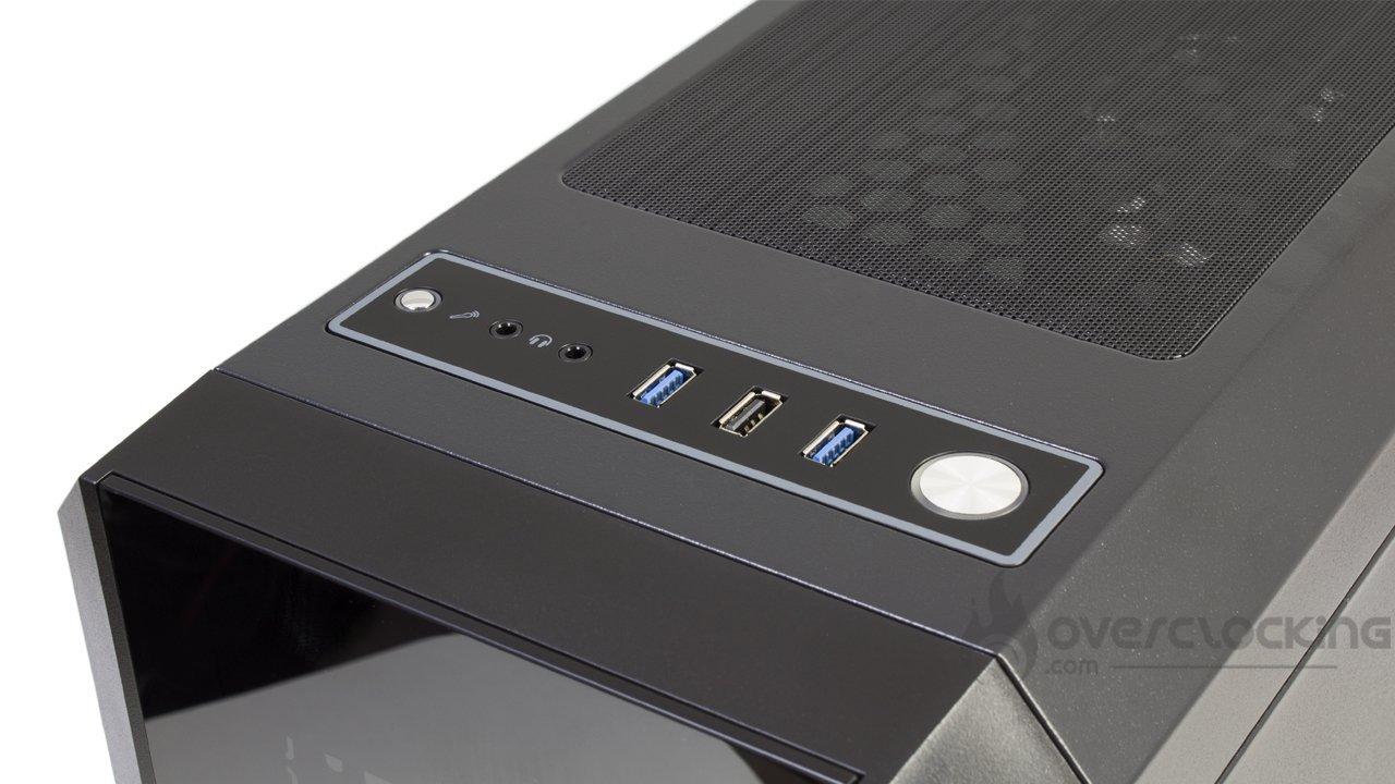 Chieftech Scorpion 3 panneau de contrôle