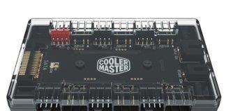 Cooler Master MasterFan aRGB + PWM Hub