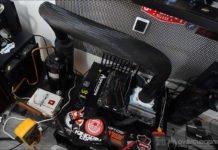 MSI Z490 ACE et i9-10900K sous DOD