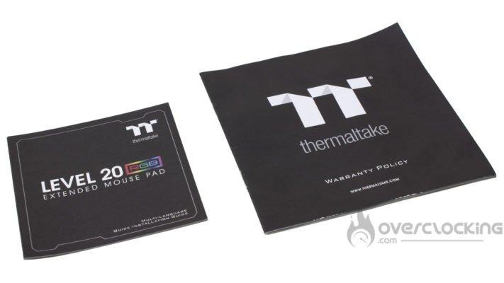 Thermaltake Level 20 RGB bundle