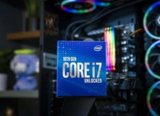 Intel 10700K
