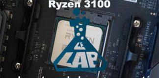 Le Lab Ryzen 3100