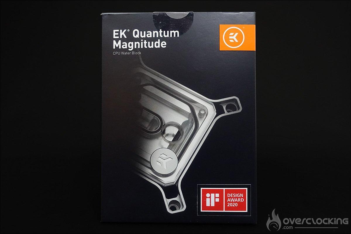 Waterblock EK Magnitude Quantum