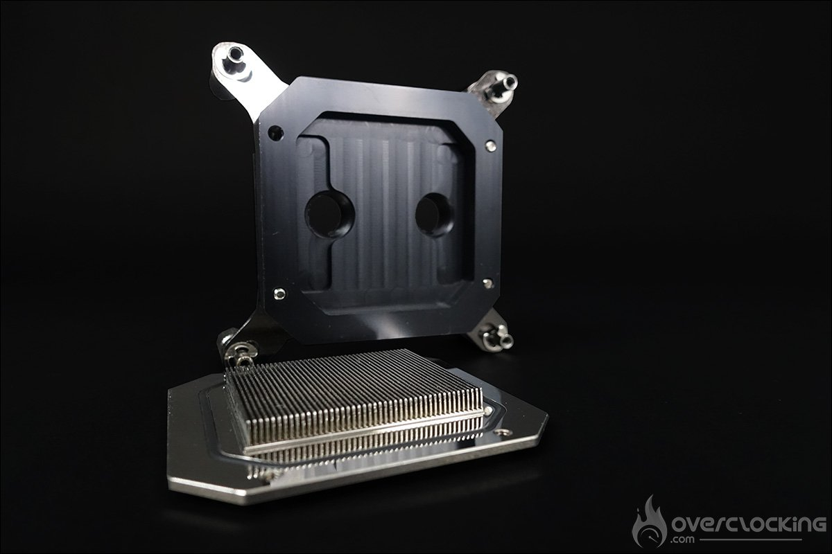 Waterblock Phanteks Glacier C350iP