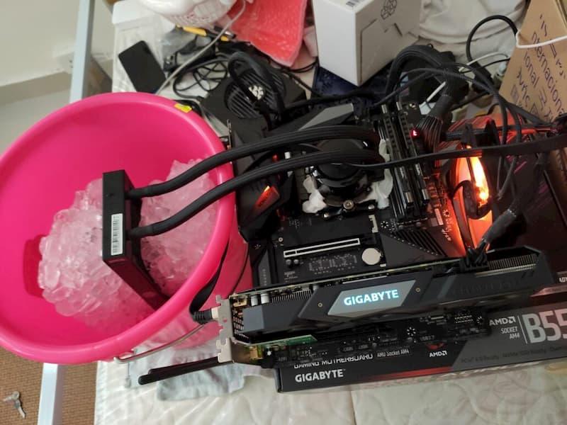 APU AMD Ryzen 4700G Renoir