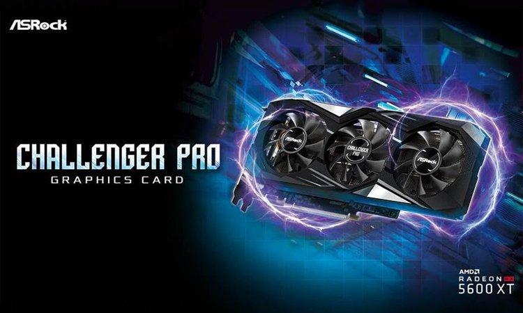 ASRock RX 5600 XT Challenger Pro