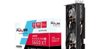 Sapphire RX 5600 XT Pulse BE