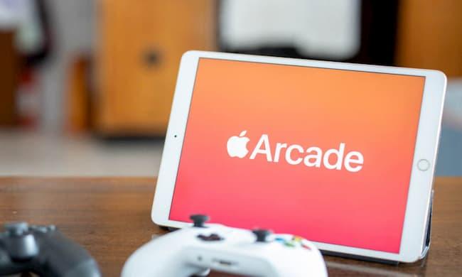 Apple Cloud Gaming 5G