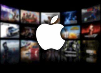 Apple cloud gaming