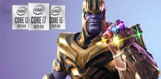 Intel Avengers