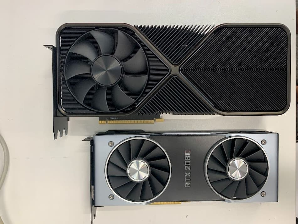 RTX 3090 pictures