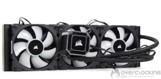 Corsair H150i Elite Capellix