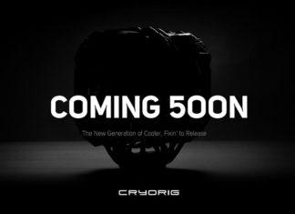 Cryorig Teaser