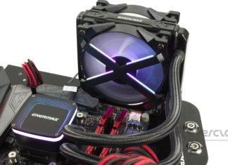 DeepCool MF120 GT éclairage