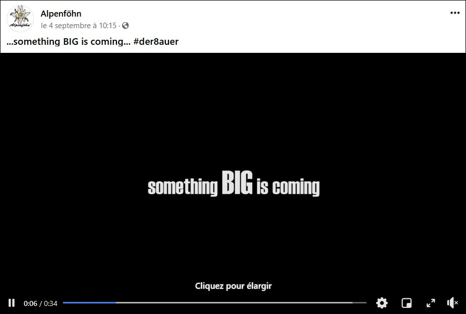 something bis is coming