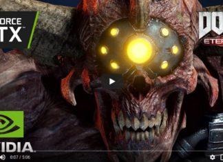 Doom Eternal 4K sur 3080 et 2080 Ti