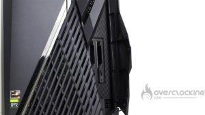 "Asus ROG Strix GA35 baies 2.5"" hotswap"