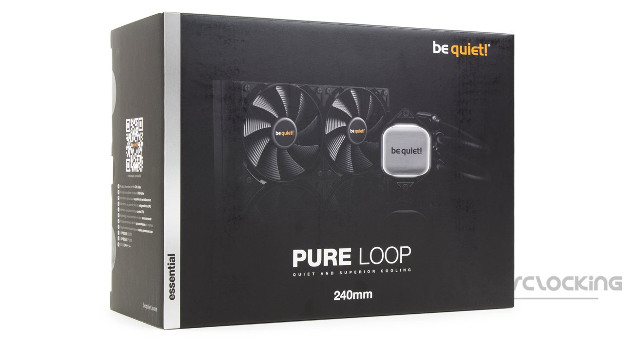 be quiet! Pure Loop 240
