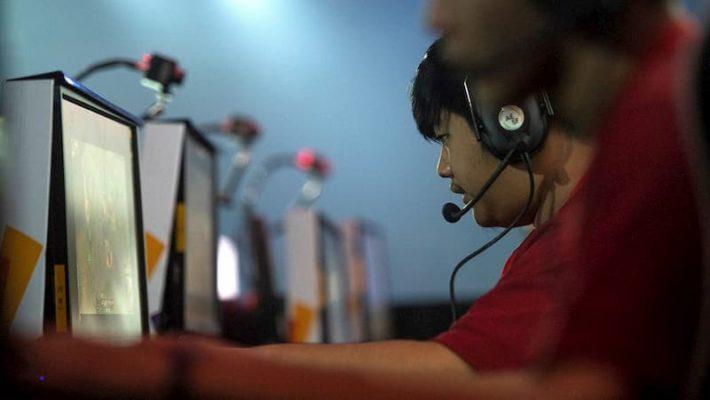 chinois gaming crew
