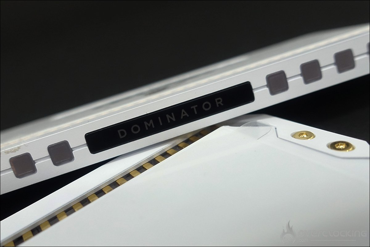 Corsair Dominator Platinum RGB white