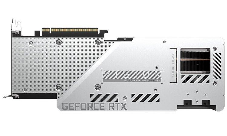 Gigabyte RTX 3080 Vision OC