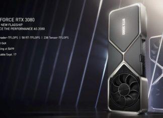 Geforce Nvidia RTX 3080