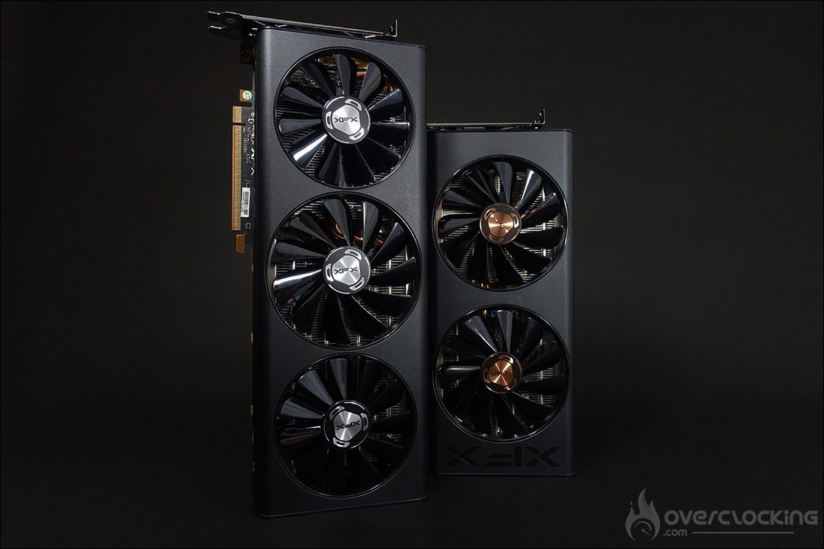 XFX RX 5700 XT Triple Dissipation