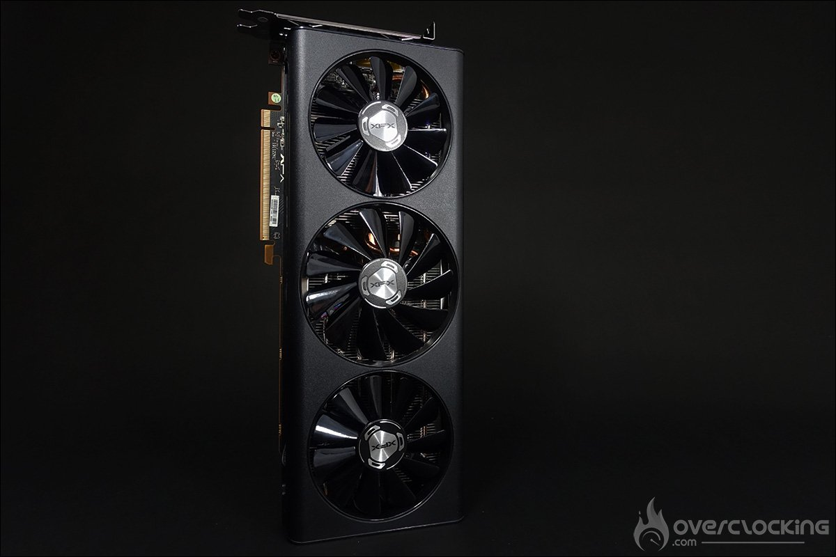 XFX RX 5700 XT Triple Dissipation