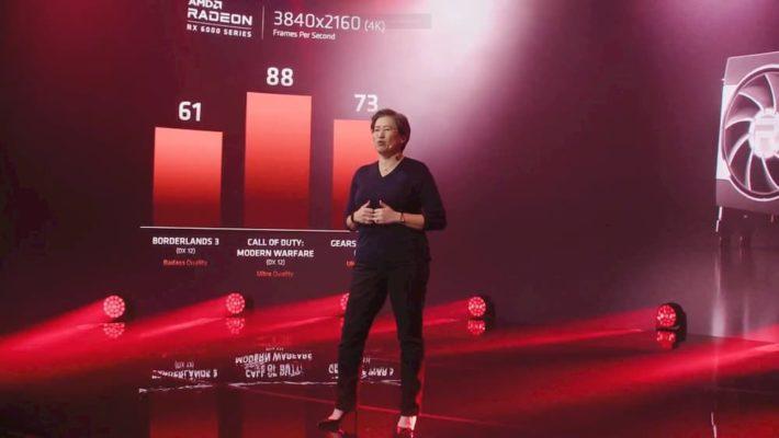 AMD big navi benchmarks