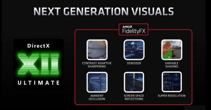 FidelityFX AMD DLSS