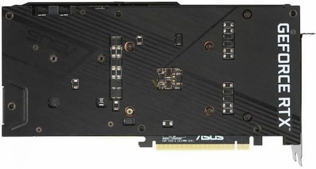 Asus RTX 3070 Dual