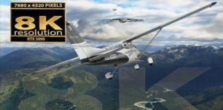 Flight Simulator 8K