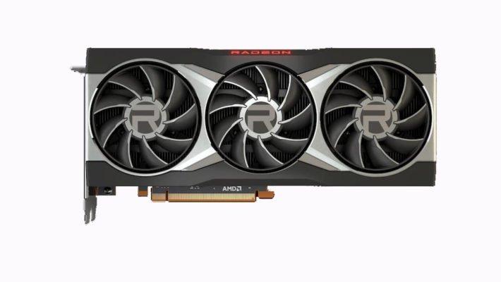 AMD RX 6800 6800XY et 6900XT