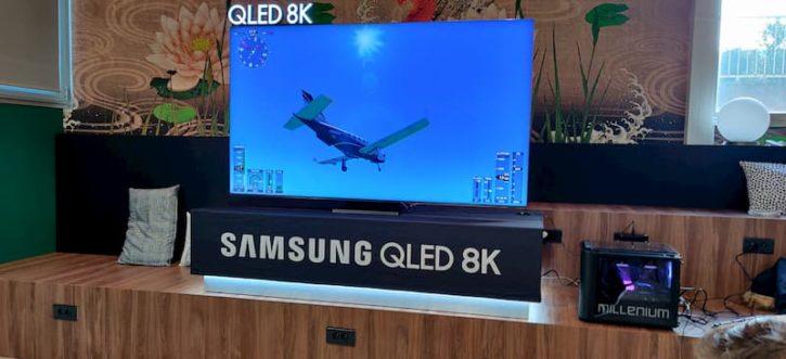 Samsung QE75Q950TS + MM2 mini