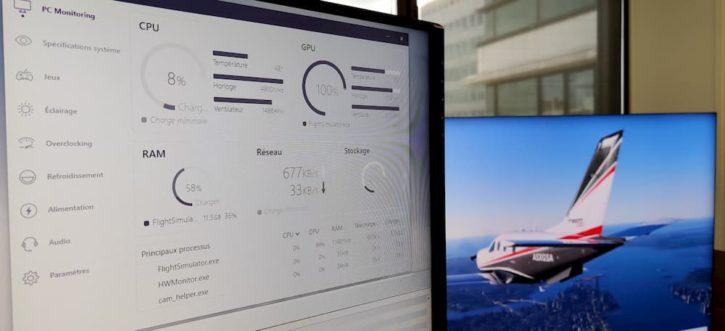 Temp Flight Simulator 8K