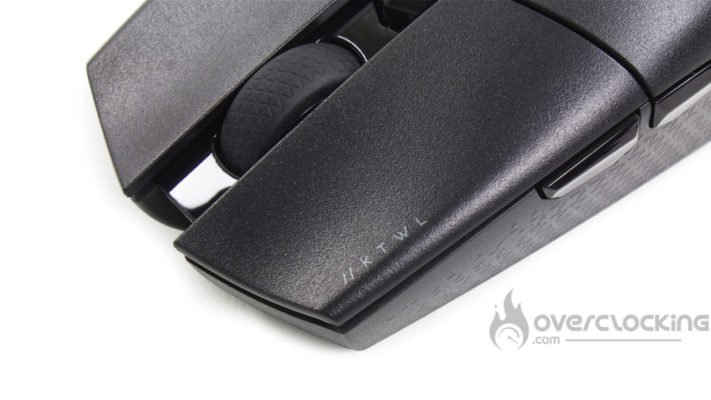 Corsair Katar Pro Wireless - molette