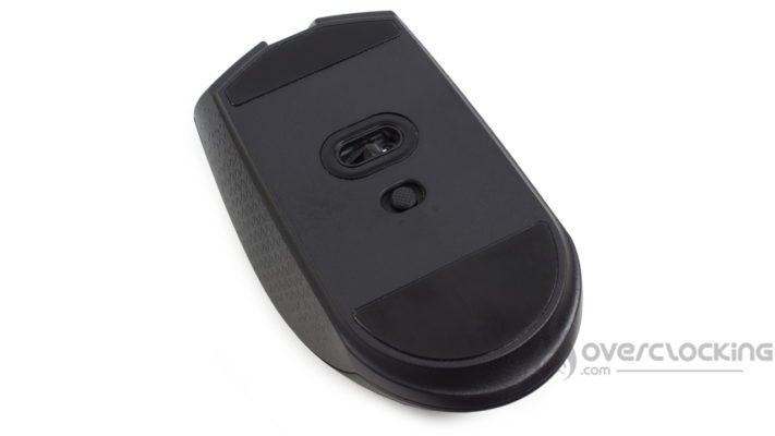 Corsair Katar Pro Wireless - Dessous