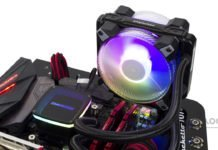 In Win Saturn ASN120 RGB