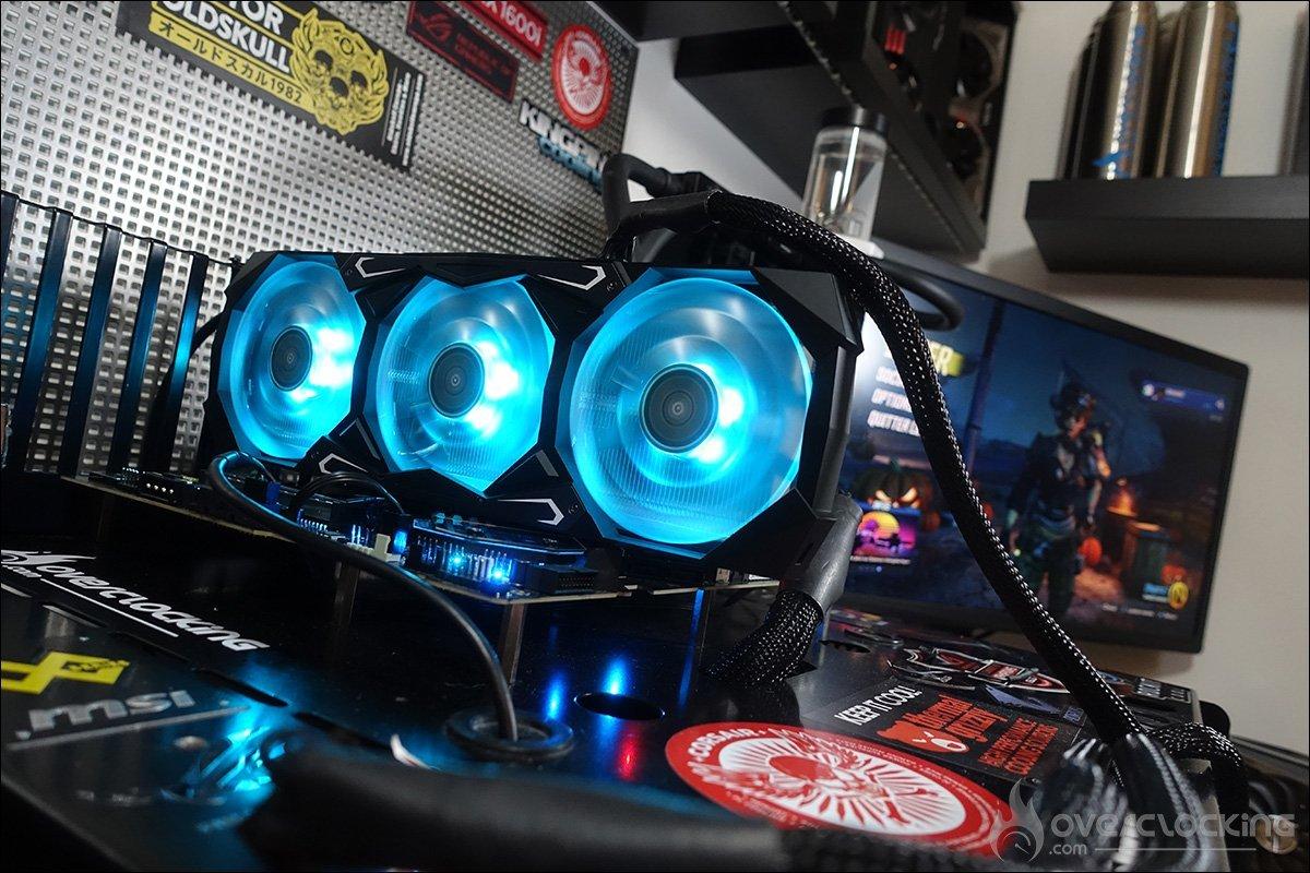 KFA2 RTX 3070 SG (1-Click OC)