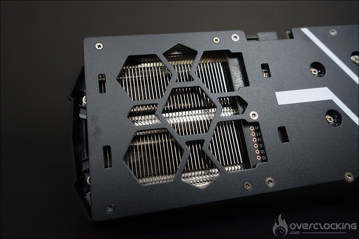 clip Booster KFA2 RTX 3070 SG (1-Click OC)