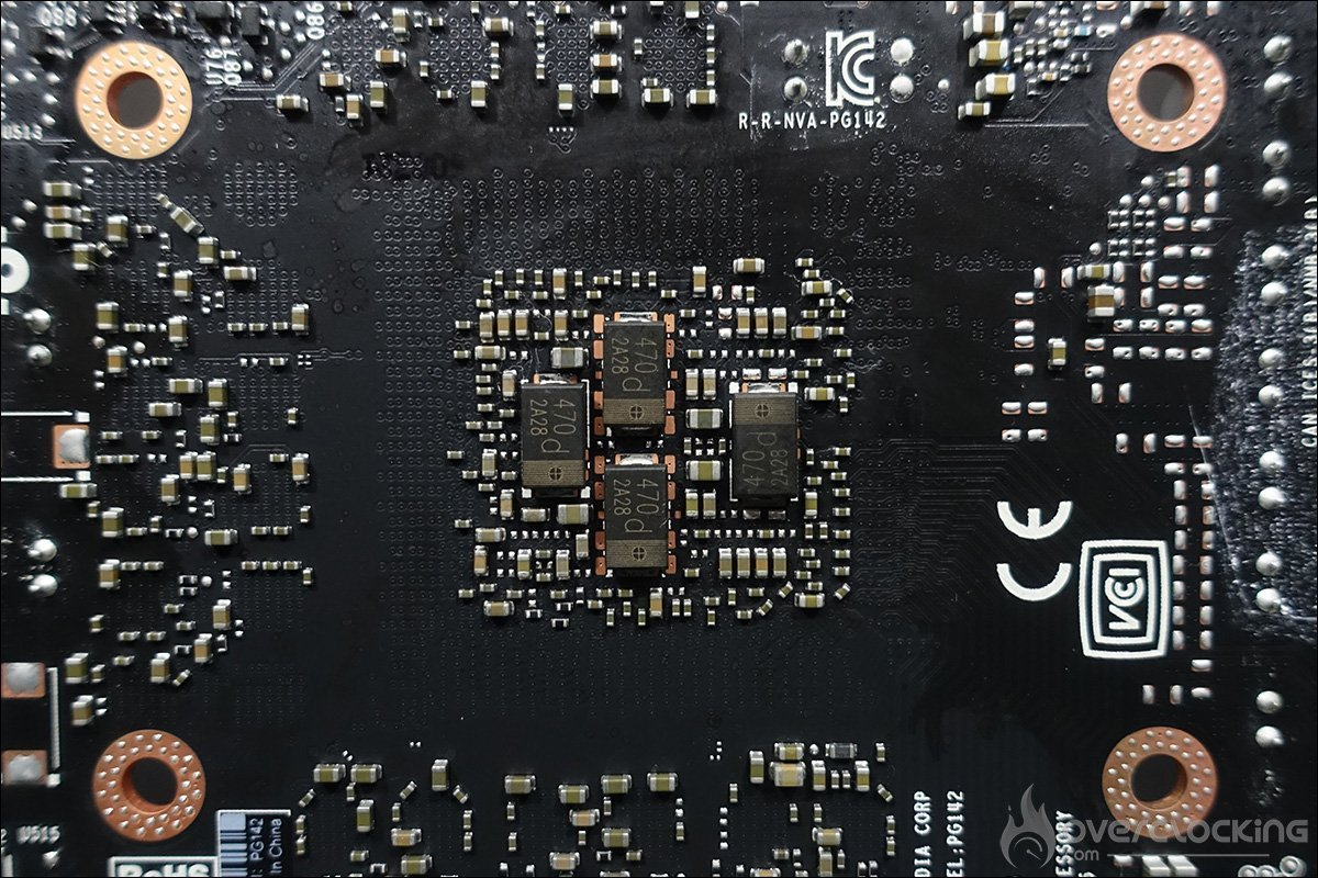 PCB NVIDIA RTX 3070 Founders Edition