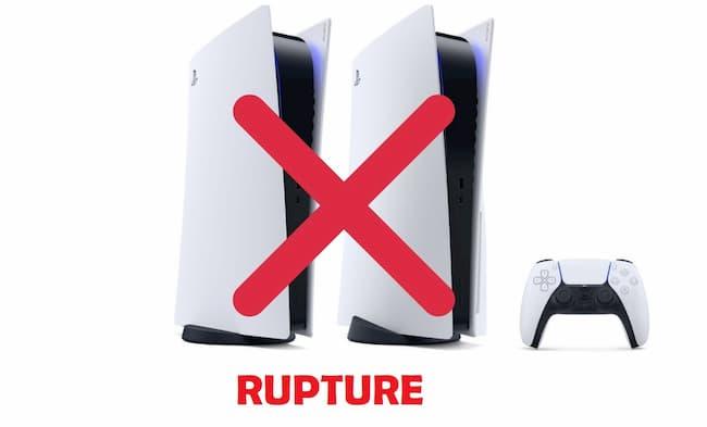 ps5 rupture