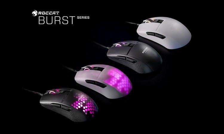 Roccat Burst series